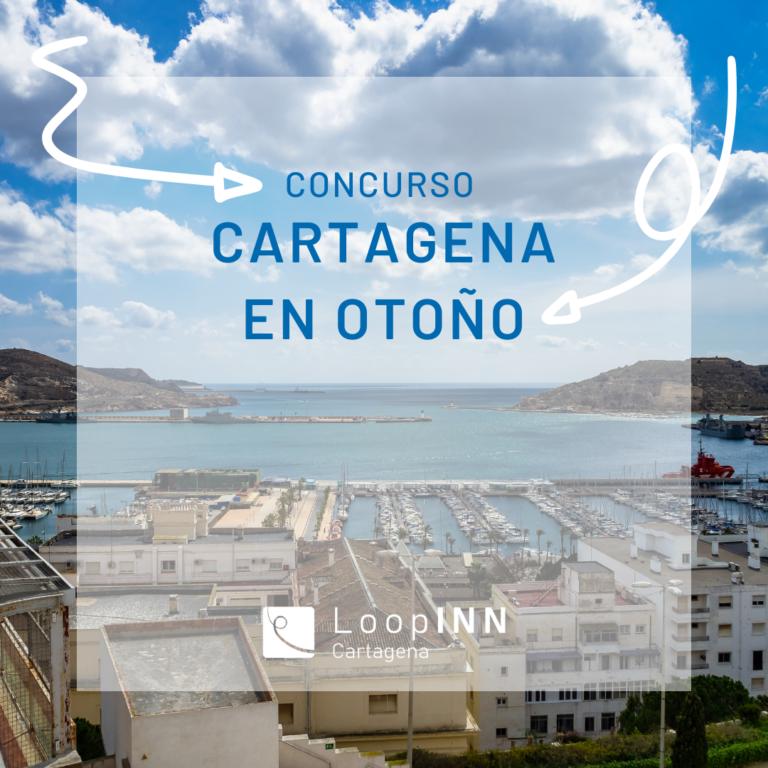 """Concurso """"Cartagena en Otoño"""", bases legales"""