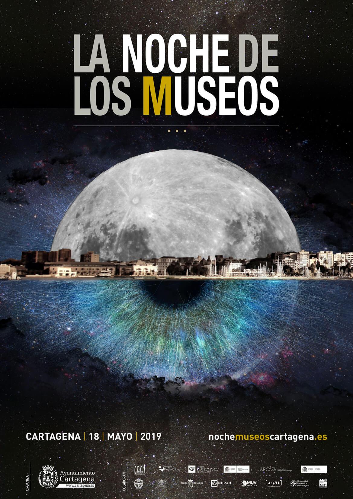 Noche De Los Museos De Cartagena 2019
